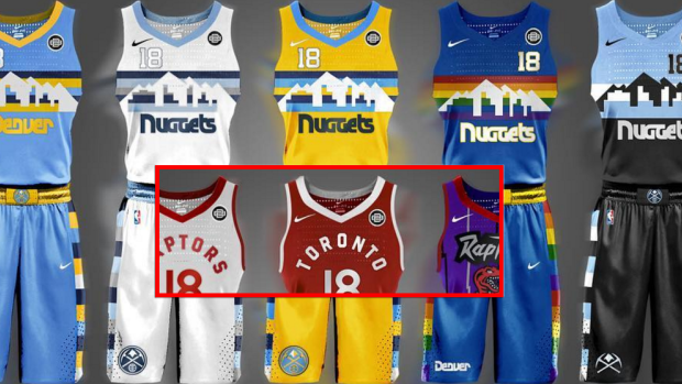 buy online 64b5f 3f114 These Nike NBA jersey concepts for every team are unlike ...