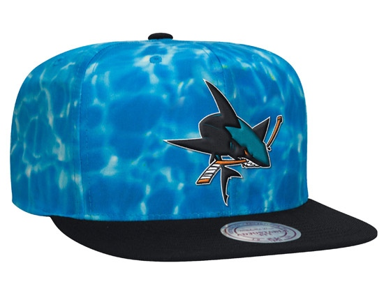 Six unique San Jose Sharks hats to get you psyched for Shark Week ... 292750120c25