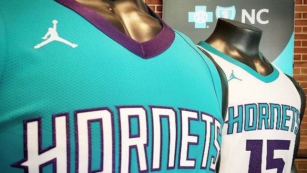 995bf5ff0e8d Hornets unveil new threads and become first US pro team to rock Jordan  Brand uniforms - Article - Bardown