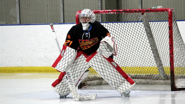 A Deep Dive Into Goalies Wearing Pads That Look Like The Net And The