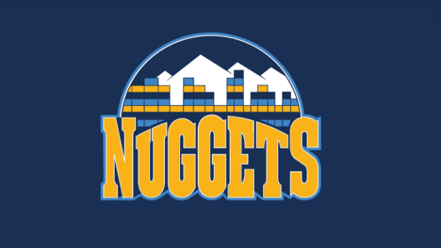 An artist perfectly mixed modern and old school NBA logos