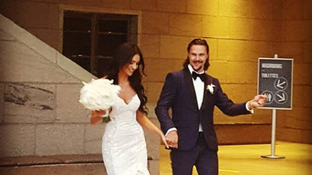 Erik Karlsson Brought Nhl Wedding Season To Ottawa This Weekend Article Bardown