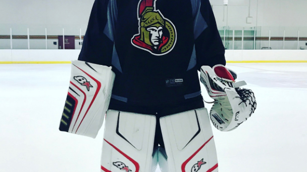 First Look At Craig Anderson Antti Raanta And Cam Ward S New Setups