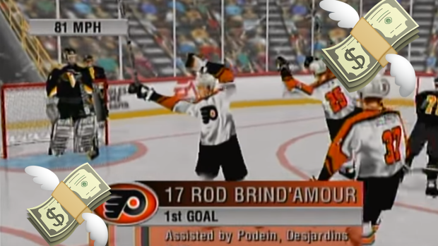 These 6 Classic Hockey Video Games Are Going For A Large Amount Of