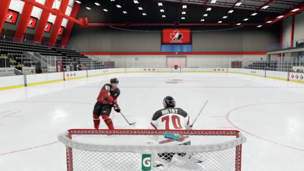 The official Team Canada jerseys will be featured in NHL 18 - Article -  Bardown 0bb353fbdb7