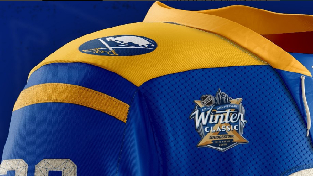 Artist Designs Beautiful Buffalo Sabres Jersey Concept For