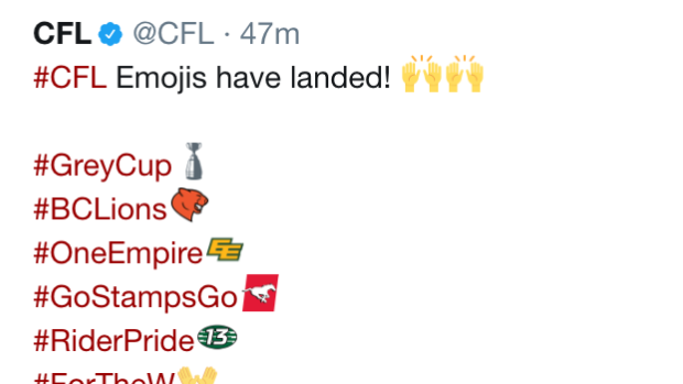 4a3ca0b90 Check out these awesome new emojis for every CFL team and the Grey ...