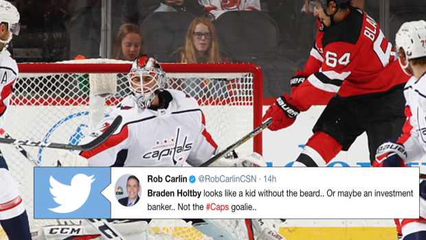 Capitals Goalie Braden Holtby Shaved His Beard And He Looks Alarmingly Different Article Bardown