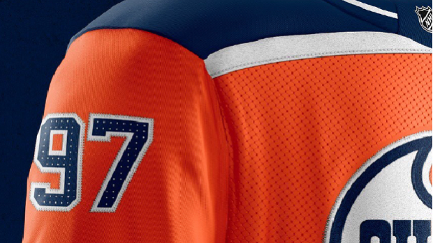 f1210cd3 These awesome jersey concepts give the Edmonton Oilers' new uniforms a  unique twist - Article - Bardown