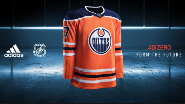 These awesome jersey concepts give the Edmonton Oilers  new uniforms ... 9d6ed02a4