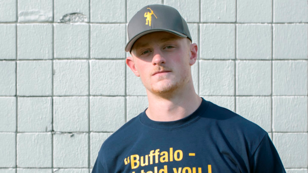 the latest bfc2f 18e1d This awesome Jack Eichel t-shirt features a legendary quote ...