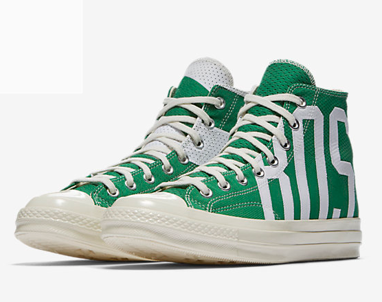 dc7cd8a171ec These Raptors jersey Chuck Taylors cost over  300 - Article - Bardown