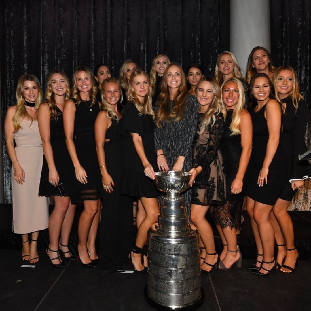Nhl players with black wives