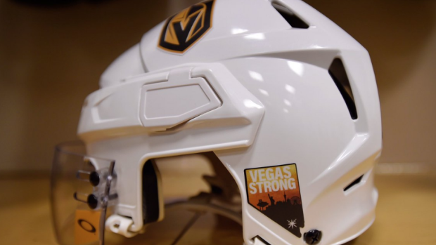 panthers golden knights add special symbol of florida vegas strong