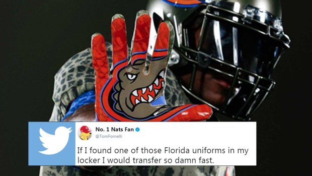 new concept a1eb3 326f2 Pretty much no one likes Florida's crazy new alligator-style ...