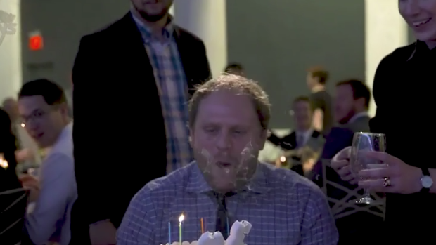 Phil Kessel birthday cake