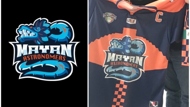 The Mexican Hockey League Logos And Jerseys Are Fantastic Article