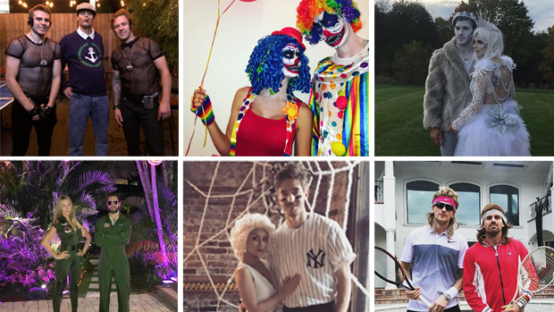 the best early halloween costumes from nhl parties article bardown