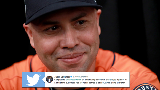 The Sports World Reacts To Carlos Beltran Announcing The End