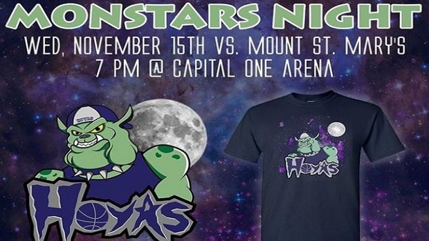 Monstars Night