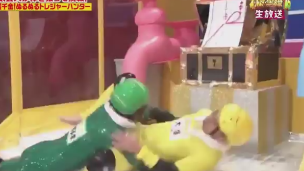 canadians would be excellent at this ridiculous japanese sport