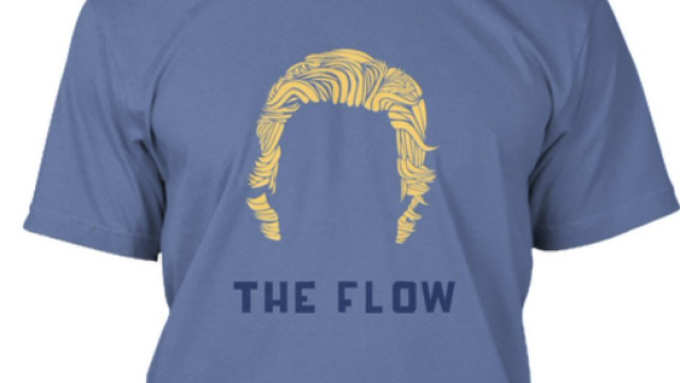 size 40 a963a 9c32b Canucks fans design epic shirts of Brock Boeser's flow for ...