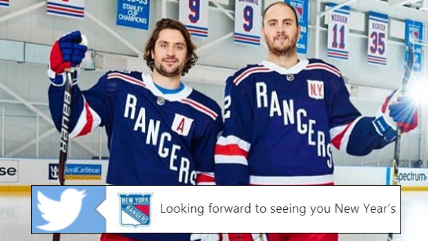 new concept 7c95f b44c5 The Rangers roasted the Sabres with a hilarious tweet about ...