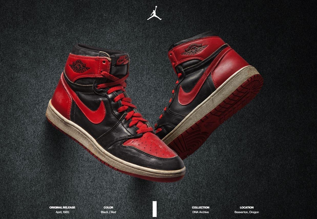 Two designers turned Air Jordan 1's