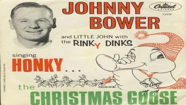 Johnny Bower, Little John, The Rinky-Dinks