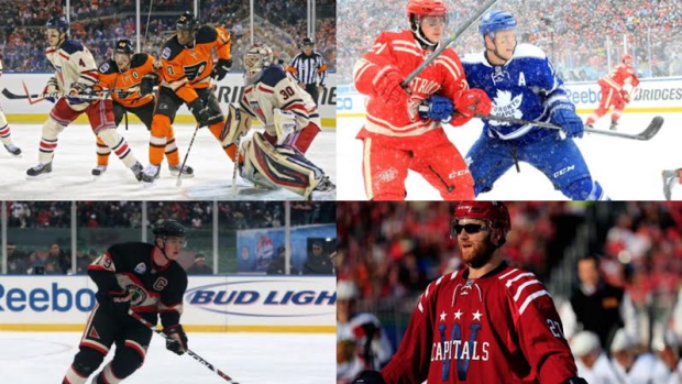 finest selection 41905 164d6 The Ultimate Winter Classic Jersey Power Rankings - Article ...