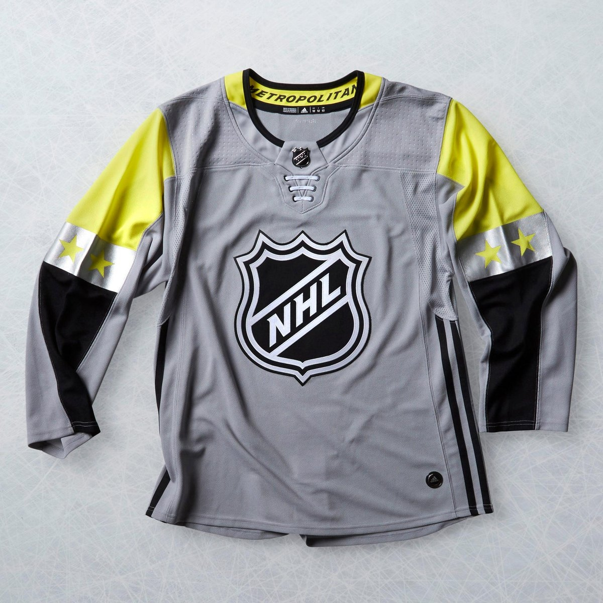 f8ec68bb2 NHL unveils slick jerseys for this year s All-Star Game - Article ...