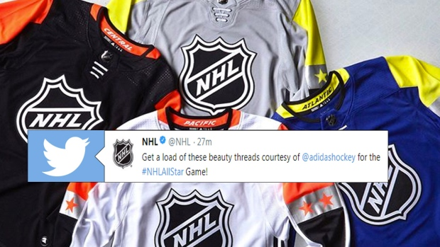 NHL unveils slick jerseys for this year s All-Star Game - Article ... e56c3b03fd7