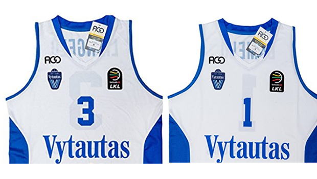 9e38071478c6 LaMelo   LiAngelo Ball s Lithuanian pro jerseys are kind of pricey ...