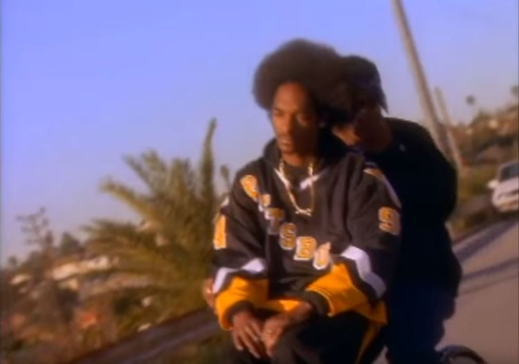 AHL team will rock a jersey Snoop Dogg wore in the Gin   Juice music ... e9f7fce3cc5