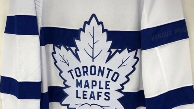 promo code 65c28 55841 Possible Maple Leafs Stadium Series jerseys have leaked and ...